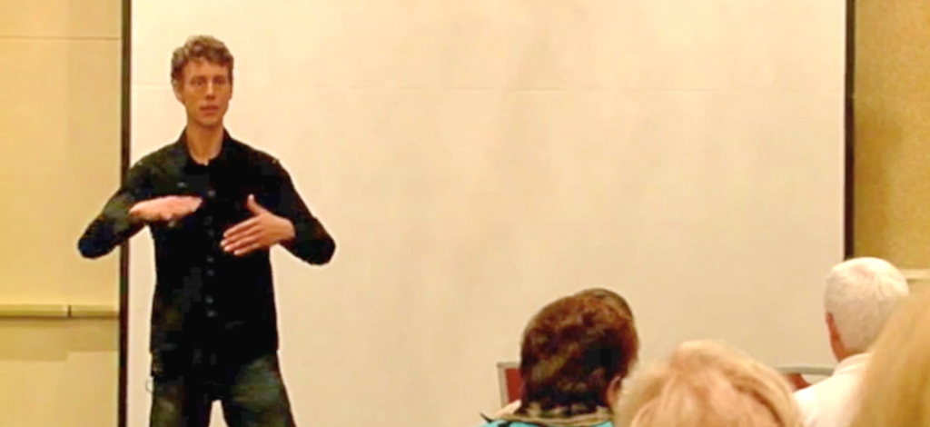 Mark Andreas Introduction to NLP Training